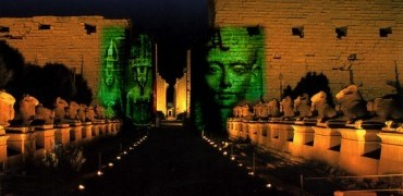 Sound & Light Show at Karnak Temple