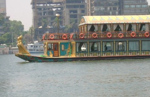 Cairo Nile Cruise Dinner