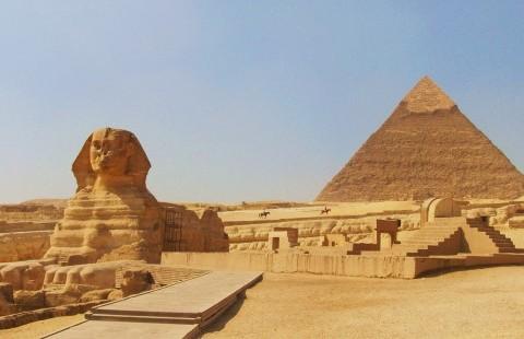 Day Tour Pyramids & The Egyptian Museum
