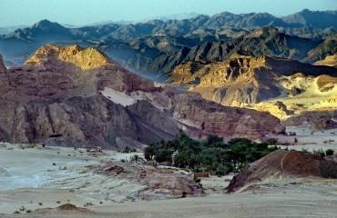 Cairo to St. Catherine Sinai Safari Tour